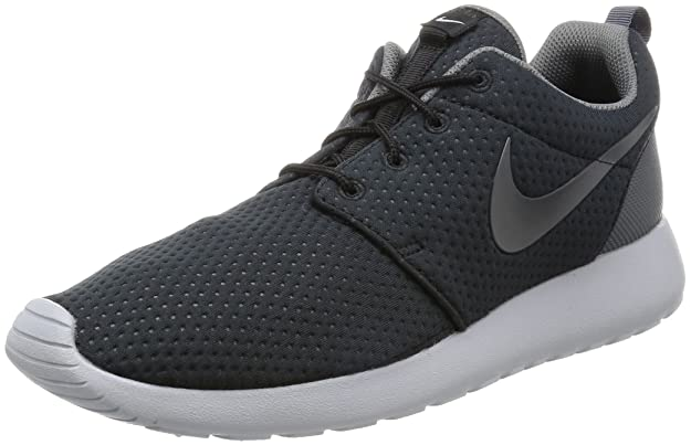844687-002 Trainers, Man, Black (Black/Anthracite/Dark Grey/Wolf Grey), 40 Nike