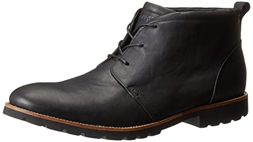 Rockport Men's Charson Lace-Up Boot,Black,7 ...