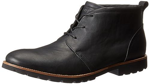 Rockport Men's Charson Lace-Up Boot,Black,7 ...
