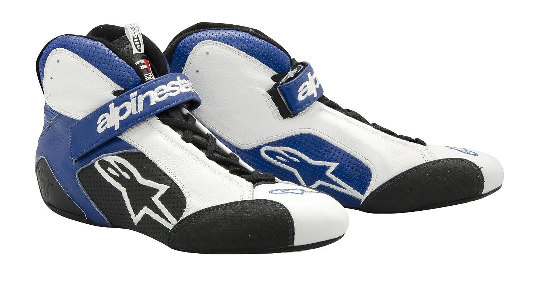 Alpinestars 2710112-72-12 Blue//White Size-12 Tech 1-T Shoes