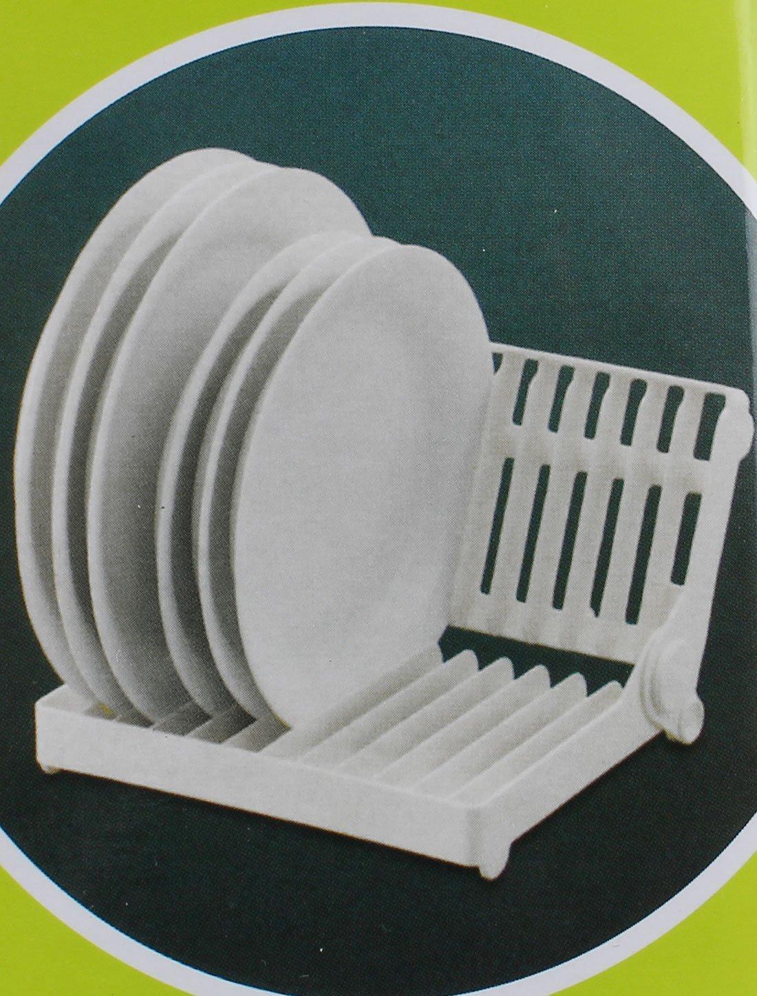 Amazon.com: Prato Cup Secagem Floding cremalheira Drainer Secador de bandeja Talheres de armazenamento Titular: Kitchen & Dining