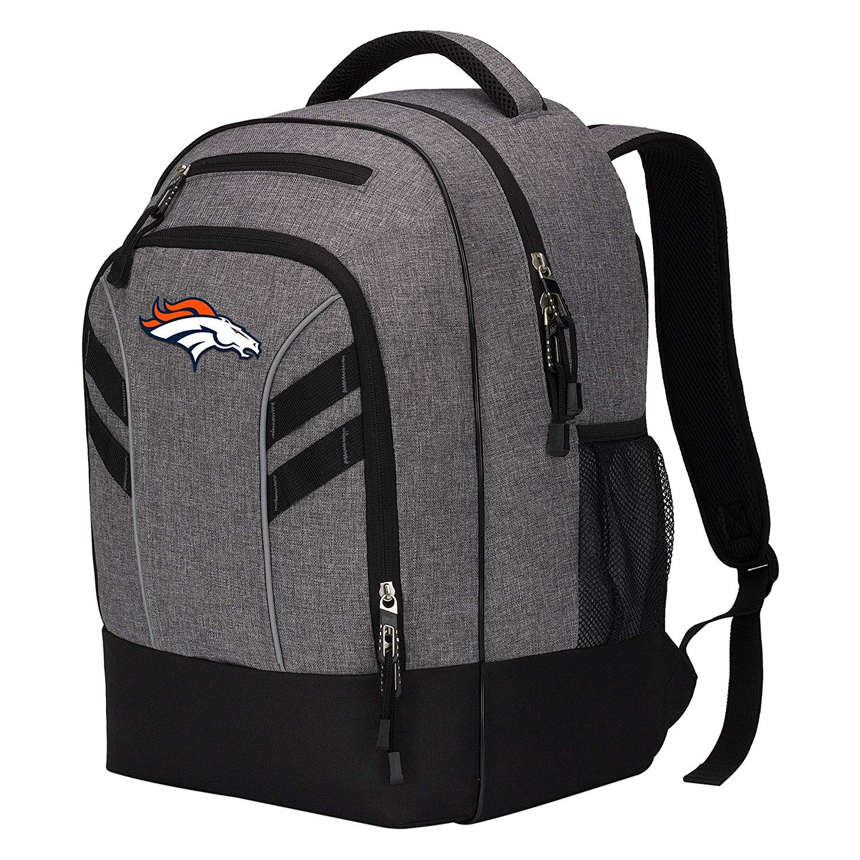 NFL公式ライセンス「Razor」バックパック。 B07FBH9BGD   Denver Broncos
