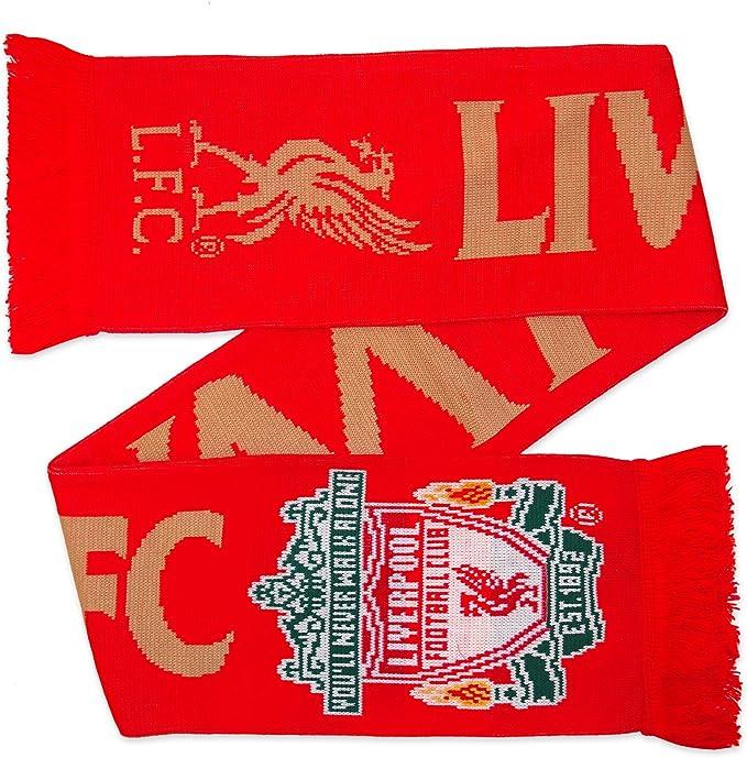 Bufanda oficial Liverpool FC
