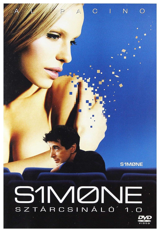 S1m0ne [DVD] (IMPORT) (No hay versión española): Amazon ...