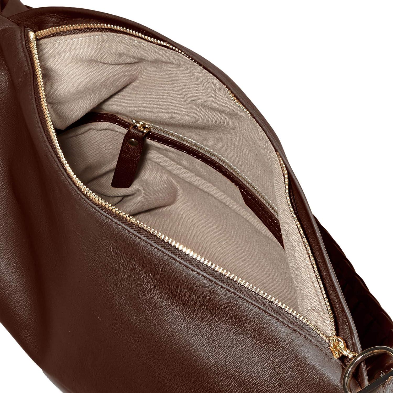 Hobo Medium Schultertasche Liebeskind Berlin Damen Dive Bag 2 4x41x41 cm