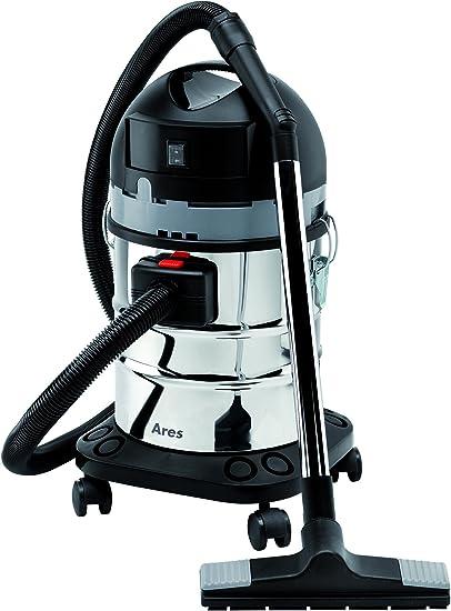 Lavor Ares IW-Aspirador de Agua y Polvo 1200 W, depósito de 20, el ...