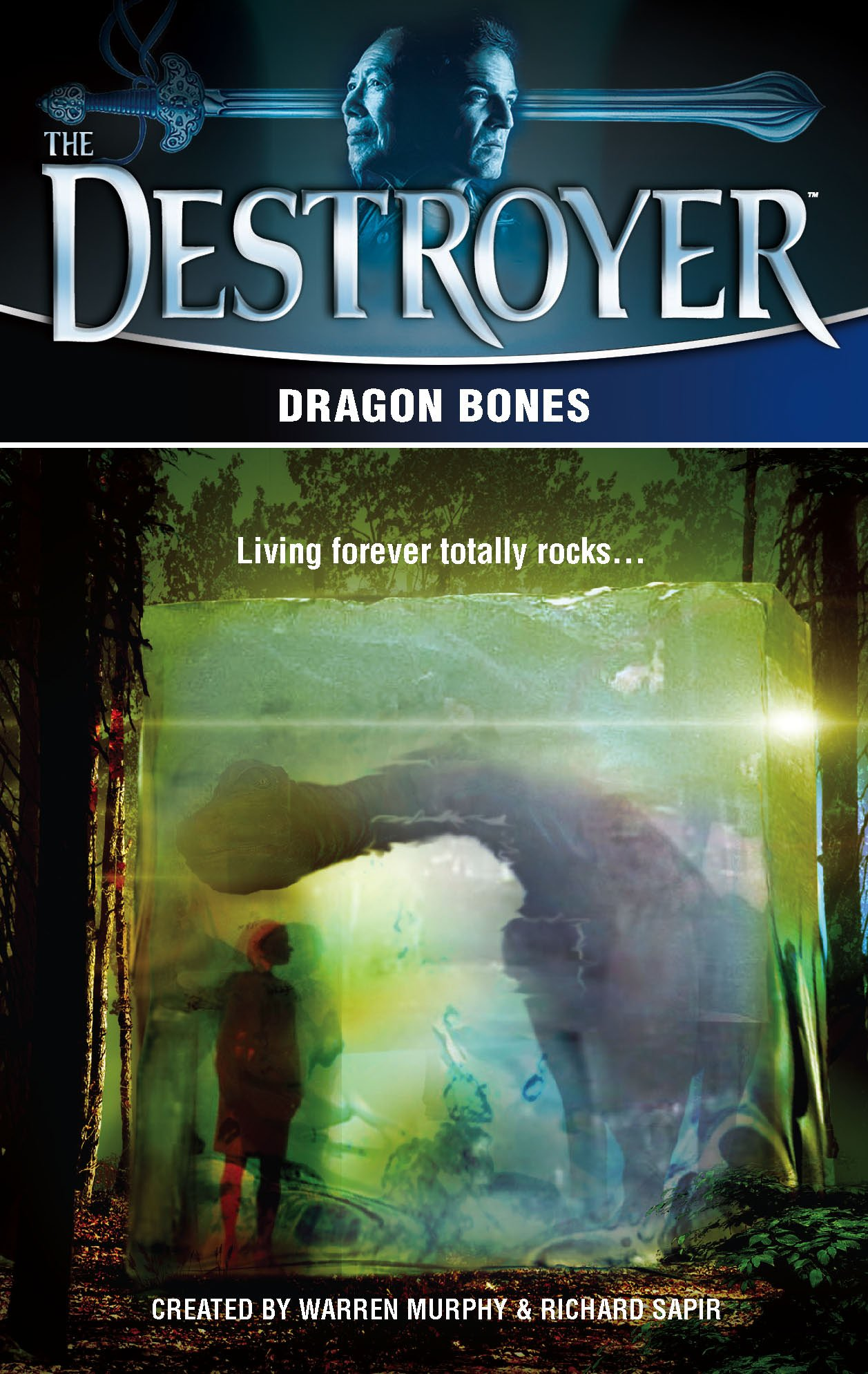 Download Dragon Bones (The Destroyer) PDF