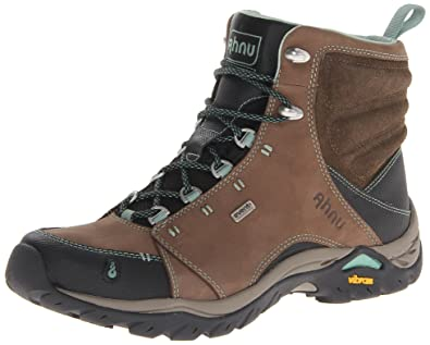 Ahnu Women's Montara Boot Hiking Boot,Chocolate Chip,6 ...