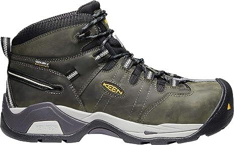 4d7515228fc KEEN Utility - Men's CSA Oshawa II Mid Waterproof (Carbon Fiber Toe) Work  Boots
