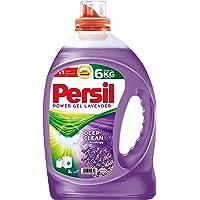 Persil Power Gel Liquid Laundry Detergent, Lavender - 3 Litres