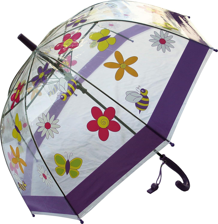 Foxfire for Kids Clear Dome Umbrella