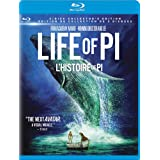 Life Of Pi ife of Pi - Collector's Edition [Blu-ray 3D + Blu-ray + DVD ] (Bilingual)