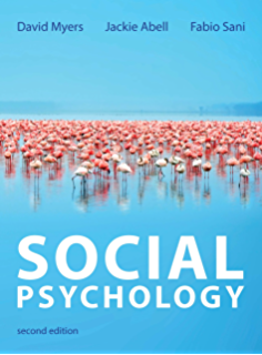 Social Psychology 11th Edition Kindle Edition By David Myers