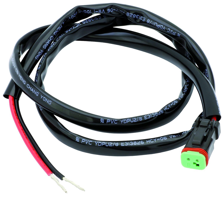 Adluminis Anschlusskabel Mit Verbindungsstecker Für Led Light Bar Arbeitsscheinwerfer 10 30 V 100cm Gewerbe Industrie Wissenschaft