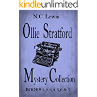 Ollie Stratford Mystery Collection: A fast-paced Texas small town mystery collection with lots of twists, turns and humor (An Ollie Stratford Cozy Mystery)