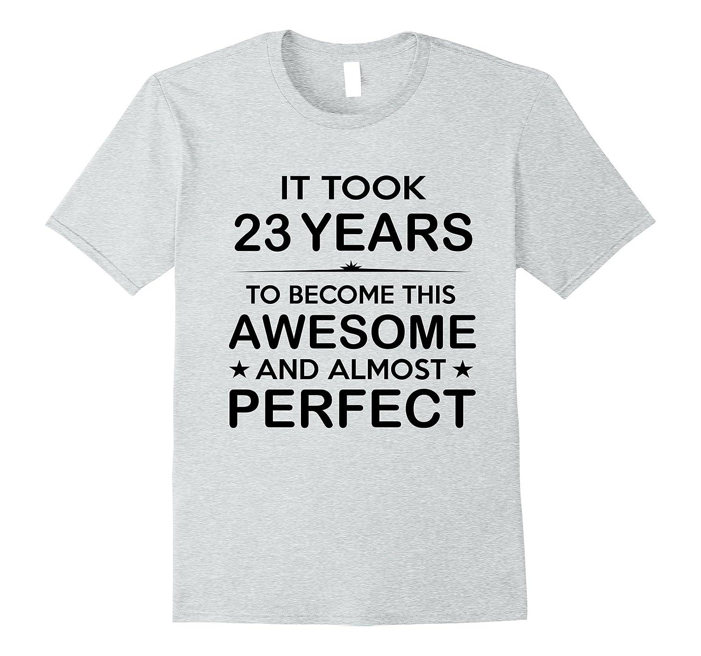Twenty Three 23 Year Old 23rd Birthday Gift Ideas Her Him TH