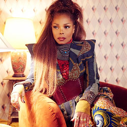 Janet Jackson on Amazon Music