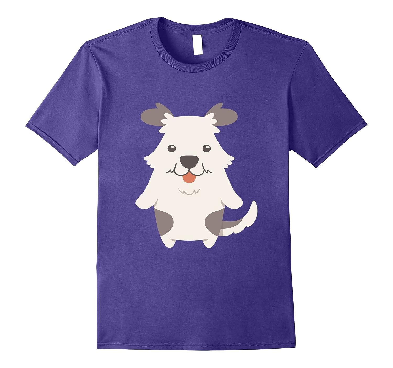 Pyrenean Shepherd T-Shirt Pyrenees Sheepdog Tee Shirt-CD