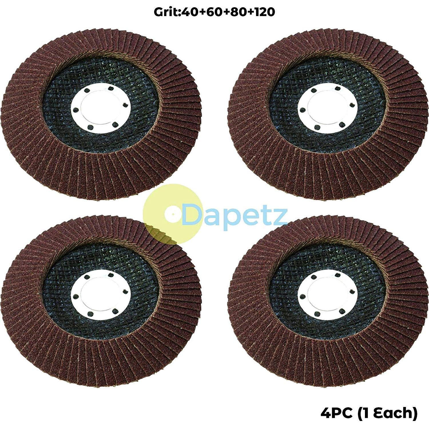 Pack of 50 6 Hole Dust Extraction System Electric//Air Sanders Sanding Discs 320 Grit Body+ IPA1011 Plain Boxed HookNLoop HookIt DA 6 150mm