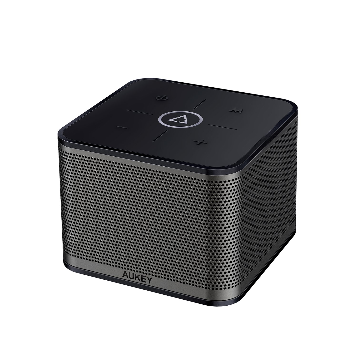AUKEY AudioLink WiFi Bluetooth Speaker, Wireless Multiroom Speaker with Boosted Bass and Stereo Mode