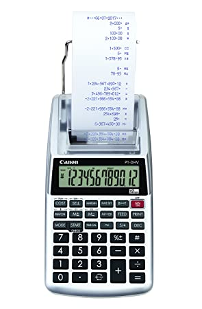 canon p1 dhv 3 financial calculator amazon ca electronics rh amazon ca Canon A-1 User Manual in Print Canon T3i Manual