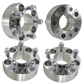 """(4) 2 """"(50 mm) rueda adaptadores 5 x 4,"""