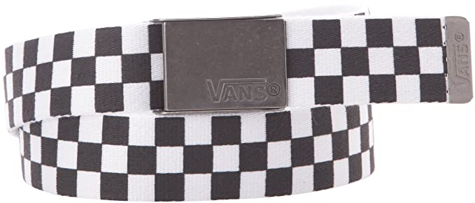 e9e195fa08 Vans Men s Deppster Web Belt Black