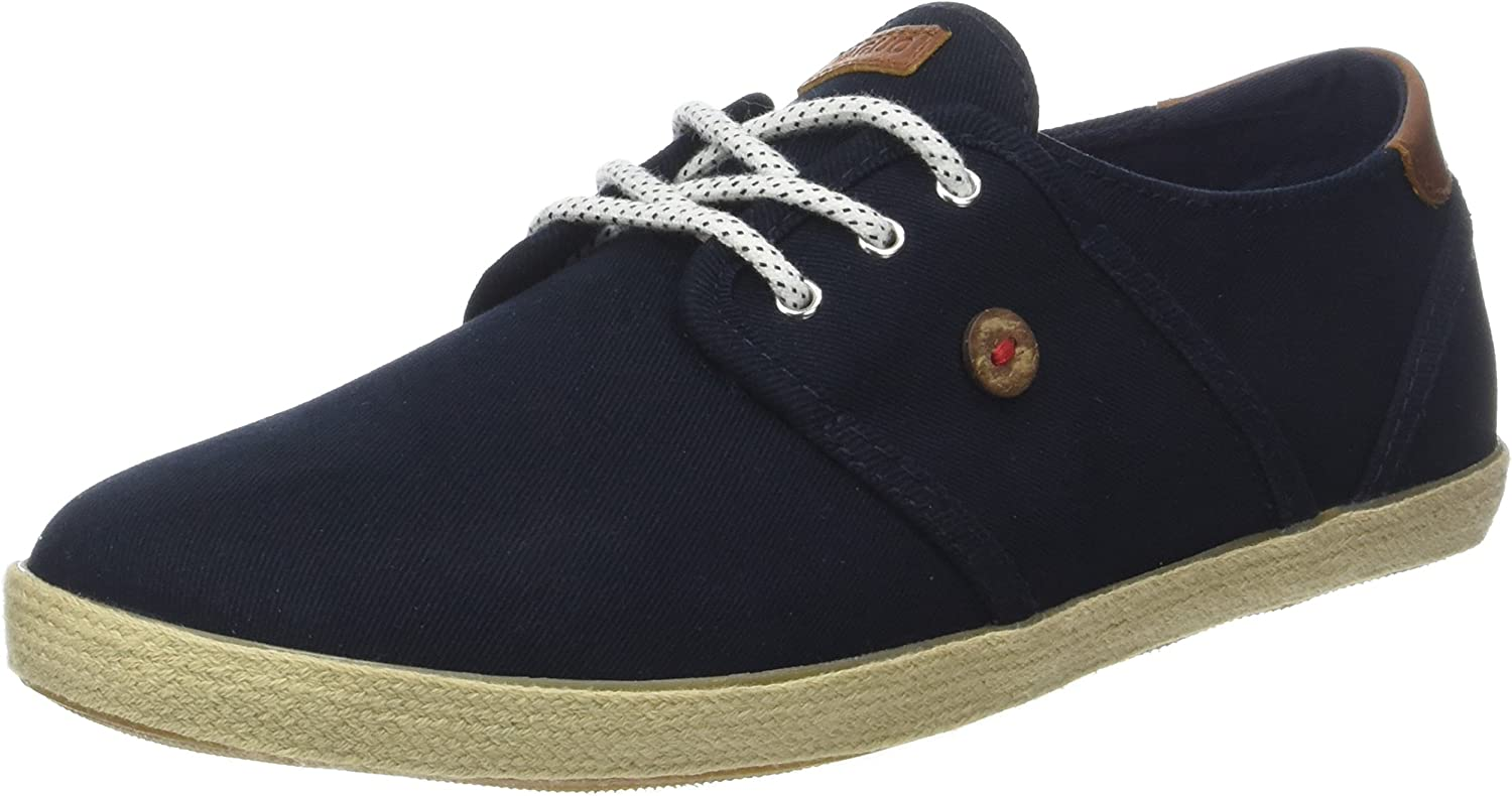 Nav 5 UK Bleu faguo Unisex Adults Cypress Trainers