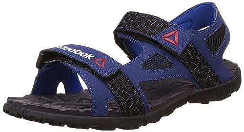 e9773a7eb Reebok Men s Ultra Adventure Club Flip Flops and House Slippers  Buy ...