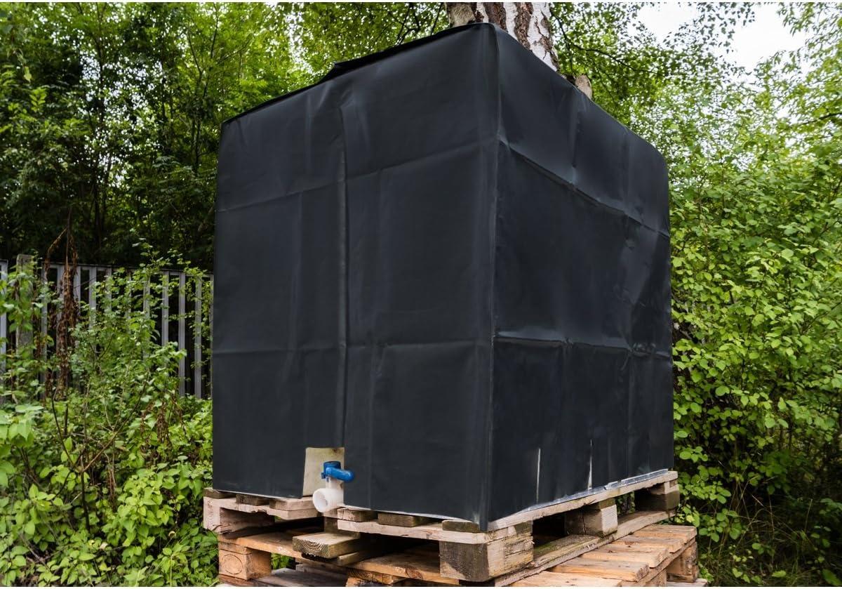 UV Protection Capot Pour IBC 1000 Ltr-Pour IBC Pluie Réservoir d/'eau Conteneur