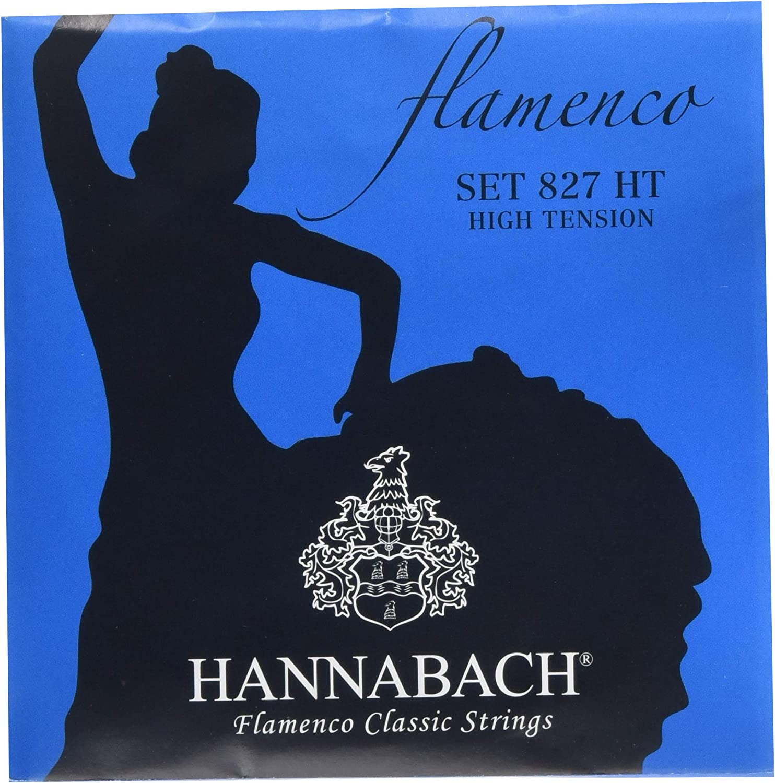 Hannabach 827HT - Cuerdas para guitarra clásica 827HT