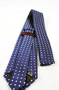 Corbata Azul, con lunares en relieve Azul Celeste: Amazon.es: Ropa ...