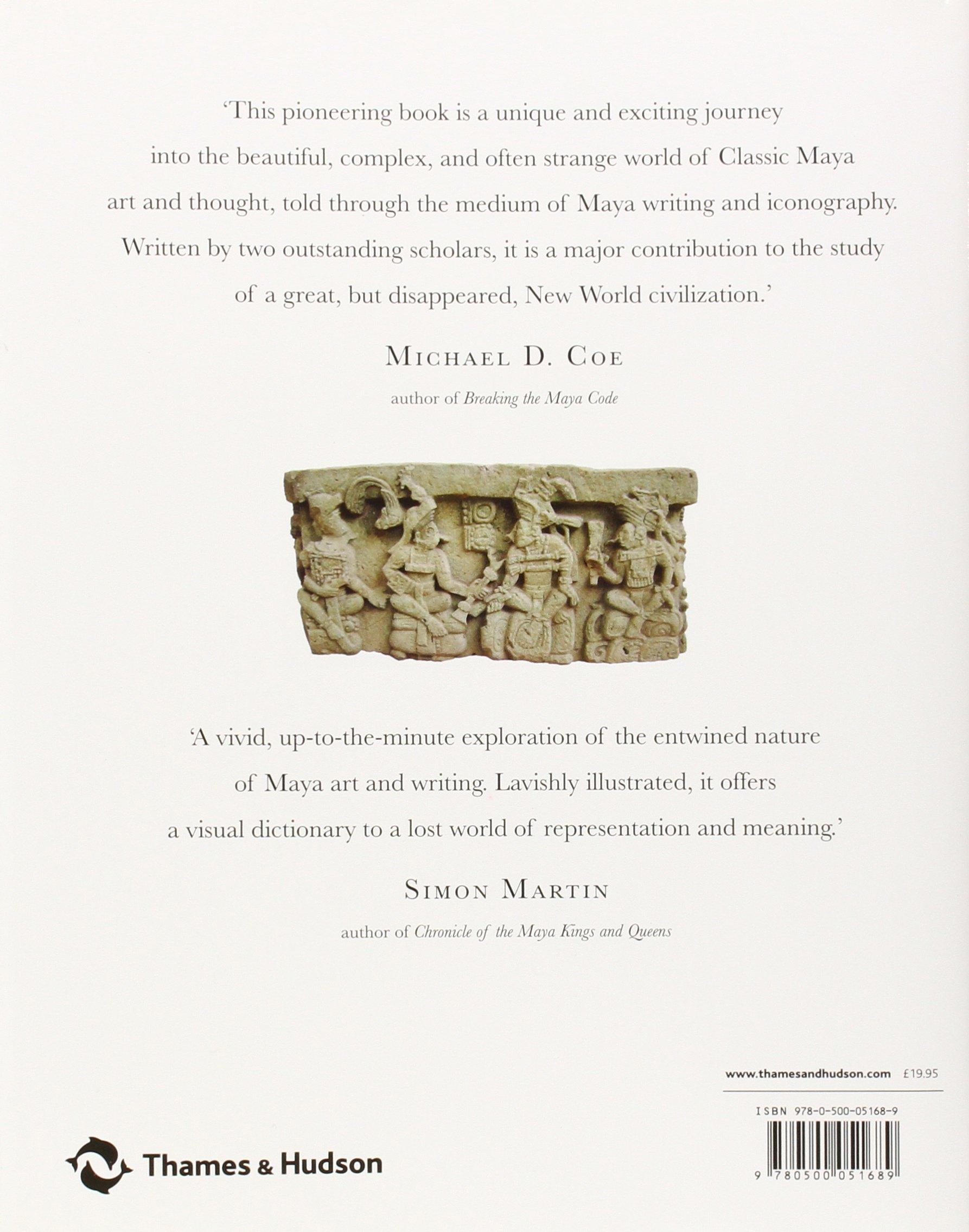 Reading maya art a hieroglyphic guide to ancient maya painting reading maya art a hieroglyphic guide to ancient maya painting and sculpture andrea stone marc zender 9780500051689 amazon books biocorpaavc Choice Image