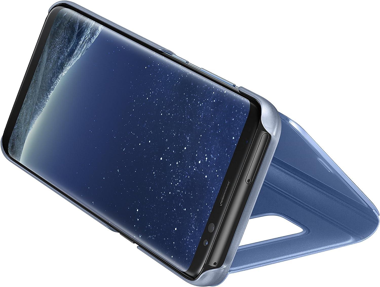 Samsung Clear View Cover, Funda para smartphone Samsung Galaxy S8 ...