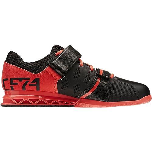 Elevador de Reebok CrossFit - Zapatillas de levantamiento de pesas, color Negro, talla 36: Amazon.es: Zapatos y complementos