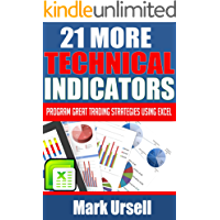 21 More Technical Indicators: Program Great Trading Strategies Using Excel (English Edition)