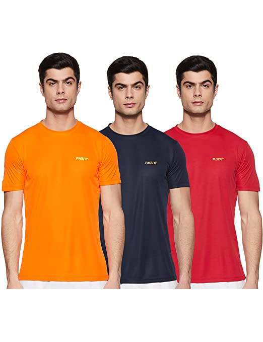 [Size M] Fusefit Men's Slim Fit T-Shirt