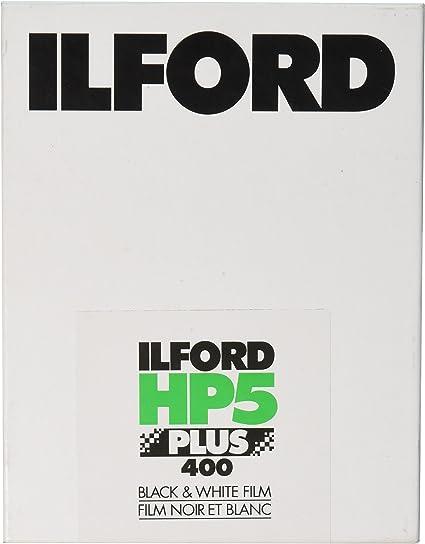 Ilford Hp5 35mm Plus 400 ISO Blanco Y Negro cámara de película 36 Exp paquete De 1 Blanco Y Negro