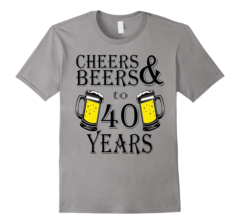 e47b70c35e80e 40th Birthday Vintage Made in 1977 Gift ideas Man T shirt-BN