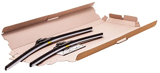 Amazon.com: SilBlade FLX 2617 Premium Beam Wiper Blade Set - 26