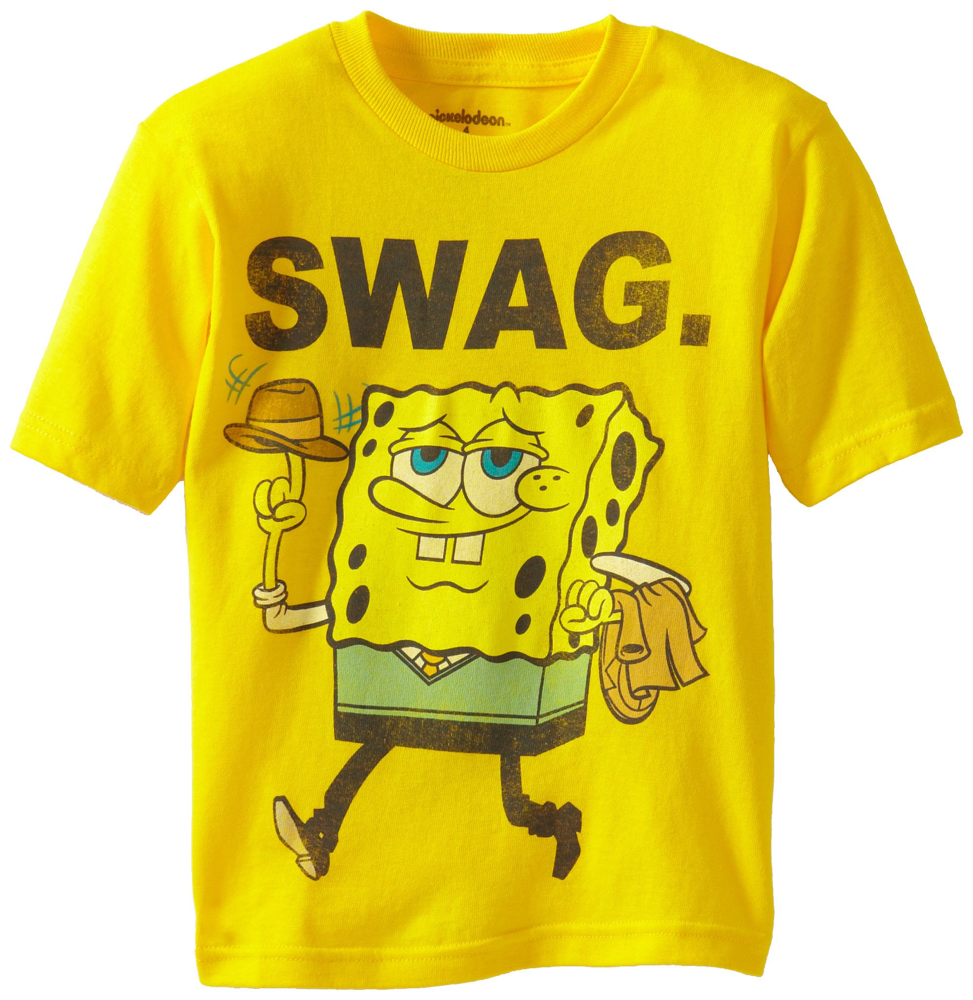 Spongebob T Shirts For Toddlers