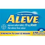 Aleve Caplets, 270 Count