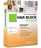 H&R Block At Home 2010 Premium Federal + State + eFile [Old Version]