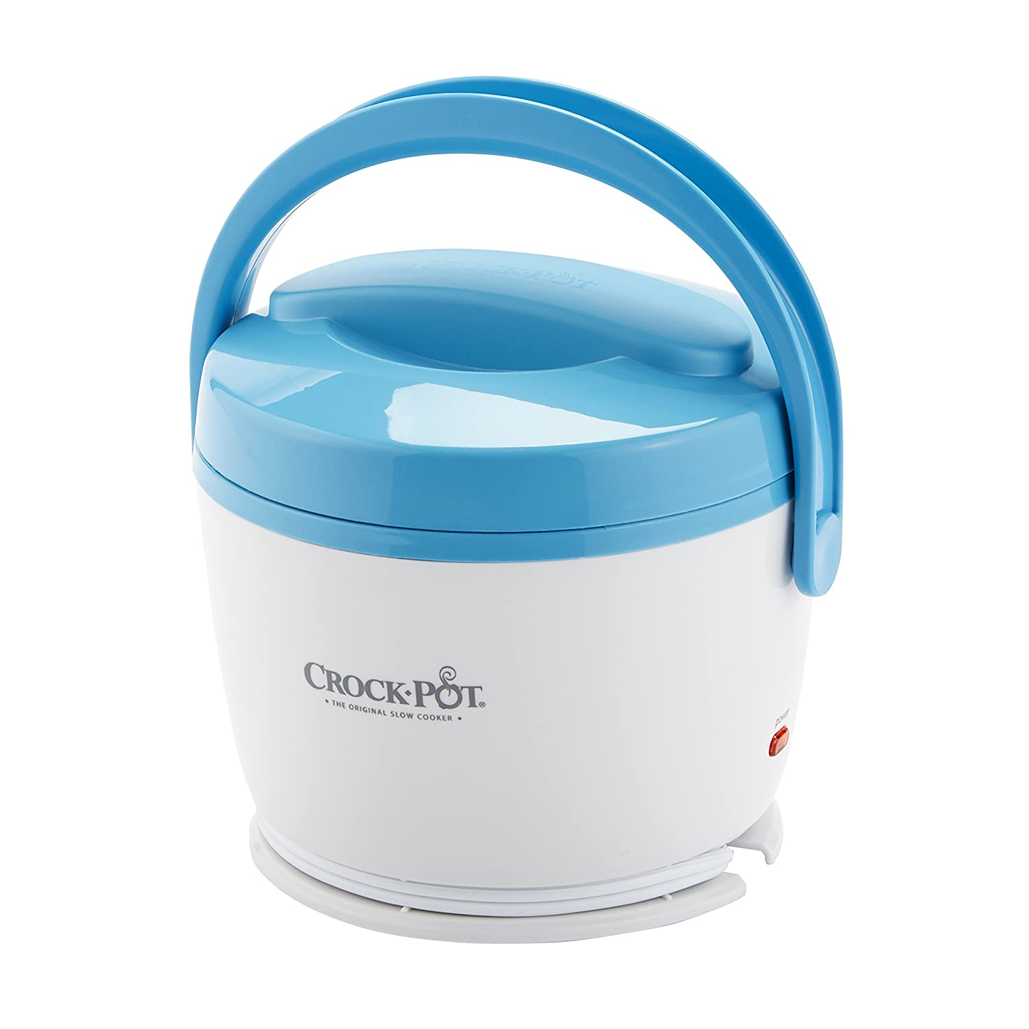 Amazon.com: Crock-Pot Lunch Crock Food Warmer, Blue: Slow Cookers ...