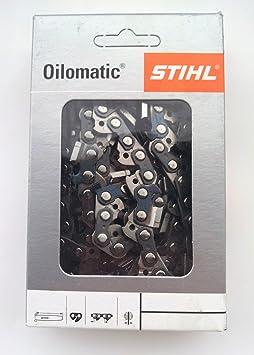 2 Sägeketten Schwert passend Stihl E22040cm 3//8 60TG 1,6mm