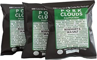 product image for Pork Clouds - Set of 3 (Rosemary & Sea Salt)