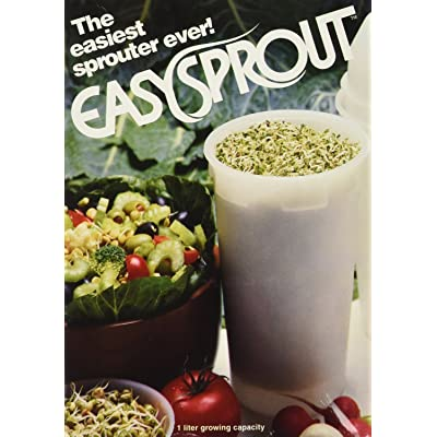 Frontier Natural Products Sproutamo Easy Sprout Sprouter (2 pack) : Garden & Outdoor