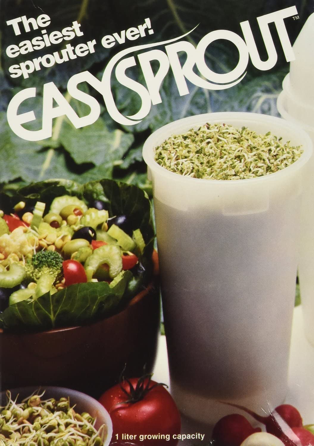Frontier Natural Products Sproutamo Easy Sprout Sprouter (2 Pack)