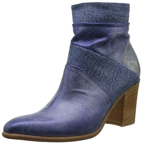 Donna Piu Palma, Botines para Mujer, Azul (Sun Jutta Jeans/Tejus Indaco 1890), 38 EU: Amazon.es: Zapatos y complementos