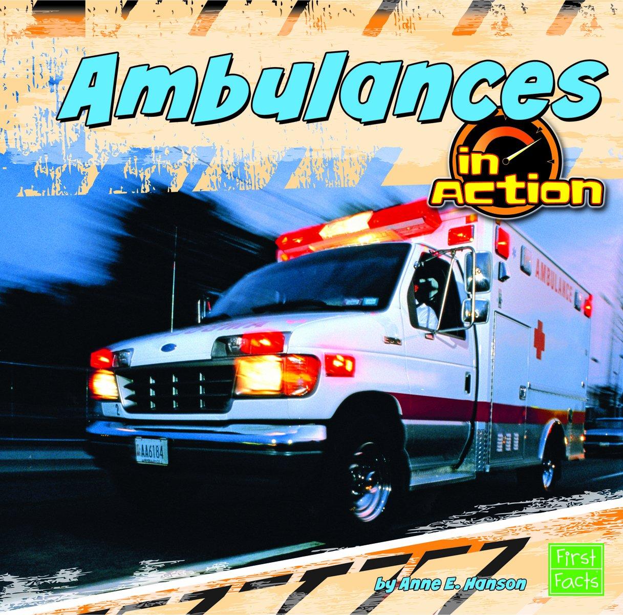 Ambulances in Action (Transportation Zone) ebook